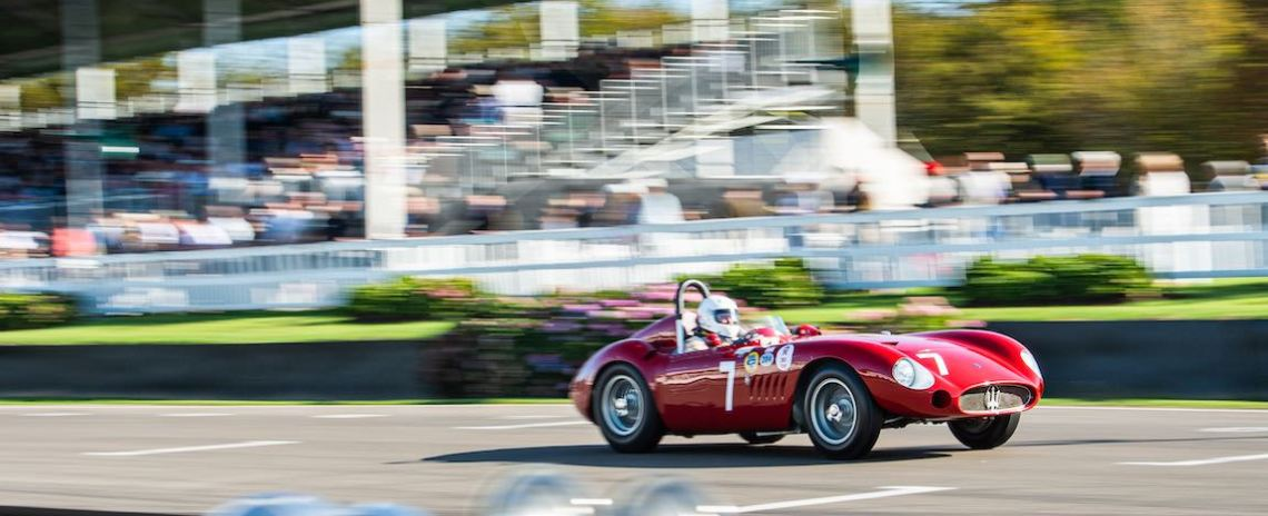 1955 Maserati 300S Goodwood Revival