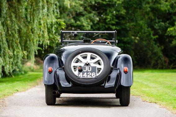 1932 Bugatti Type 55 chassis 55221