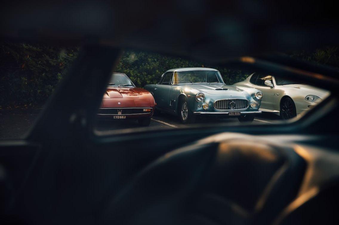 Gleneagles Hotel - Maserati 3500GT