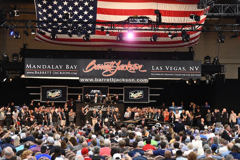 Barrett Jackson Auction 2017 >> Barrett Jackson Las Vegas 2019 Auction Results