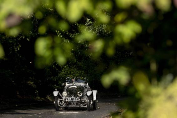 1923 Aston Martin Cloverleaf XR 1981