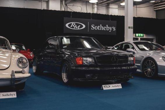 1991 Mercedes-Benz 560 SEC AMG 6.0 'Wide-Body