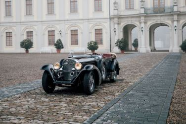 1929 Mercedes-Benz 710 SS Sport Tourer (photo: Peter Singhof)