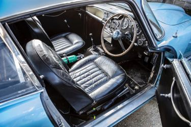 Ex-Phil Scragg 1961 Aston Martin DB4GT 'Lightweight'