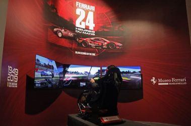 Ferrari 24 Hours Le Mans Exhibit - 3