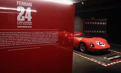 Ferrari 24 Hours Le Mans Exhibit - 7
