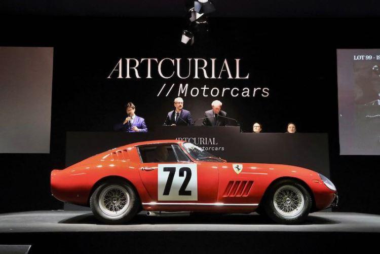 1965 Ferrari 275 GTB, chassis 6785