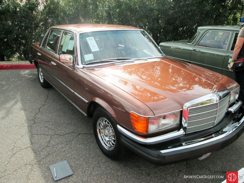 1979 Mercedes-Benz 450SEL 6.9 4-Dr. Sedan