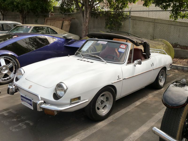 Auctions America Southern California 2013 Auction Report