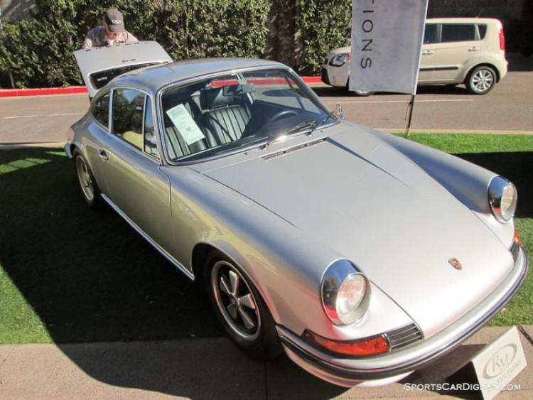 1973 Porsche 911S 2.4 Coupe