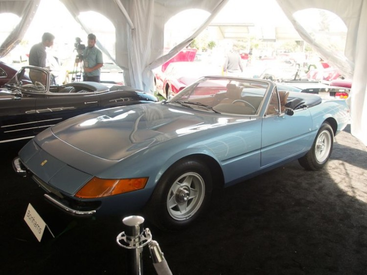 1973 Ferrari 365 GTS/4 Daytona Spider, Body by Pininfarina
