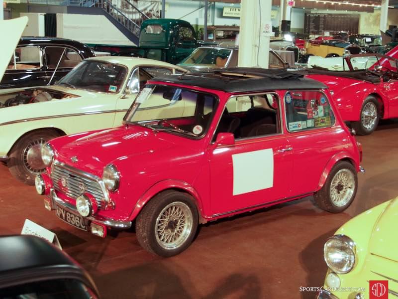 1968 Morris Mini Cooper Mk II 2-Dr. Sedan hotrod