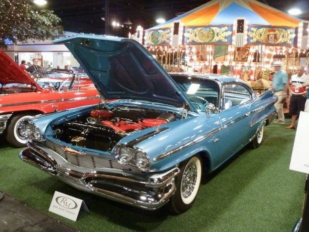 1960 Dodge Polara D-500 2-Dr. Hardtop