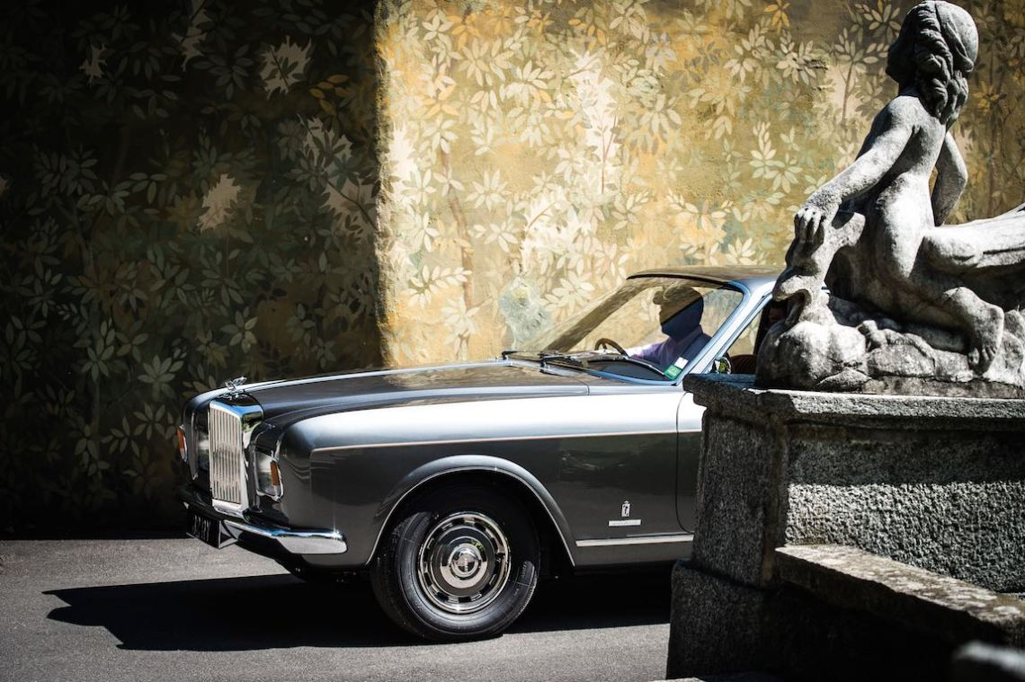 1968 Bentley T Speciale by Pininfarina