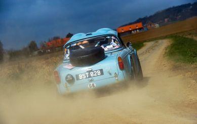 Triumph TR4S