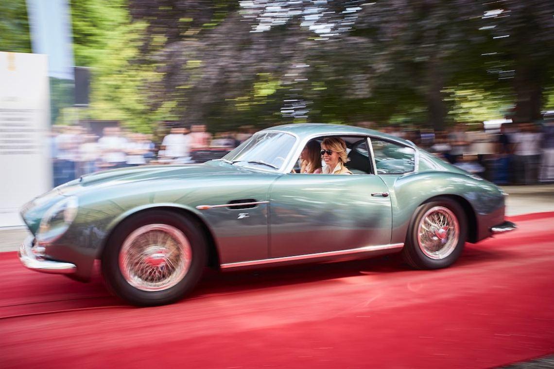 1961 Aston Martin DB4GT Zagato