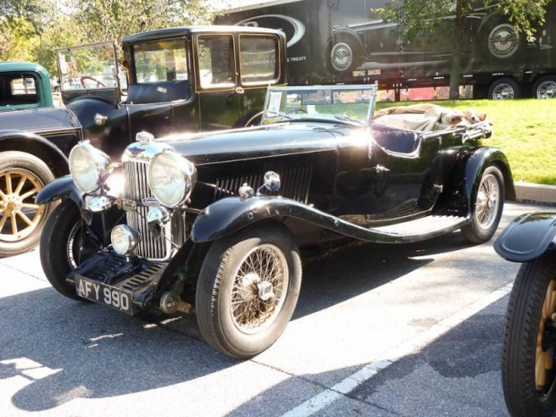 1934 Lagonda 16-80 Touring