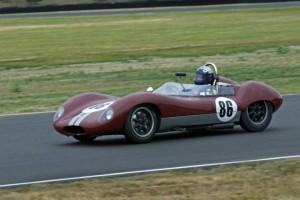 Lola Mk 1, Gregory Whitten