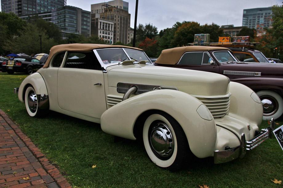1937 Cord 812SC Phaeton