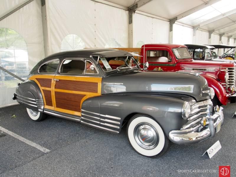 1948 Chevrolet Fleetline 'Country Club' Aerosedan