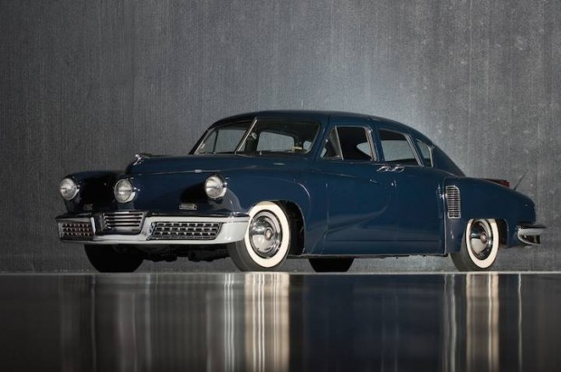 1948 Tucker 48 Torpedo 4-Dr. Sedan