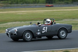 Alfa Romeo Giulia Spider, Mark Carpenter