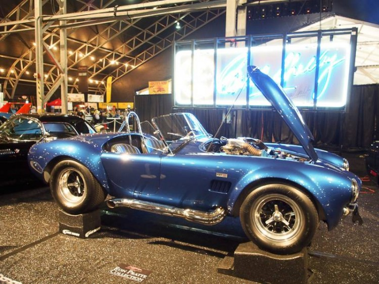 1966 Shelby Cobra 427 'Super Snake' Roadster