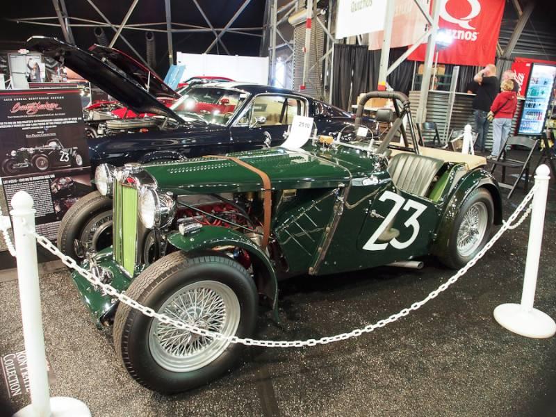 mg tc race car - photo #15