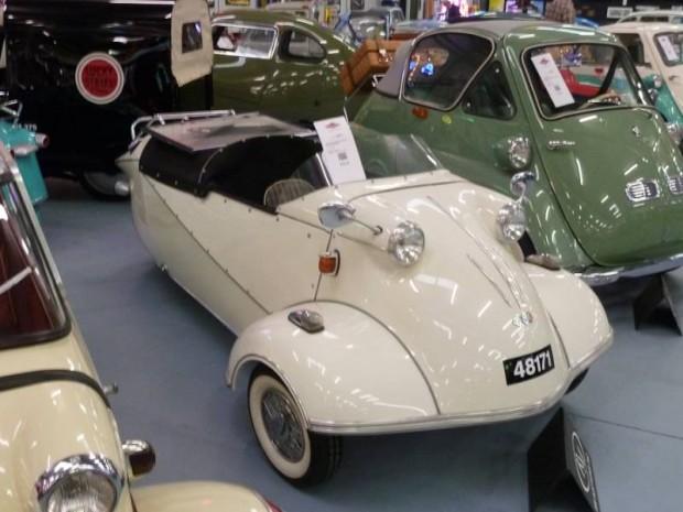 1959 Messerschmitt KR 200 Sport