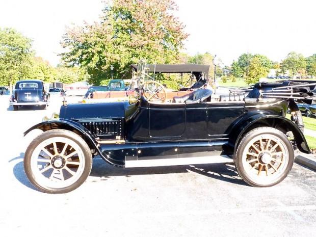 1914 Cadillac 40-50hp Phaeton