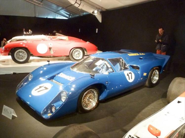 1969 Lola T70 Mk IIIb Coupe