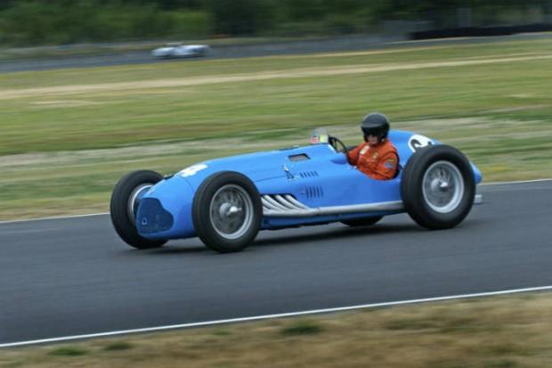 Talbot-Lago 26C of Peter Giddings