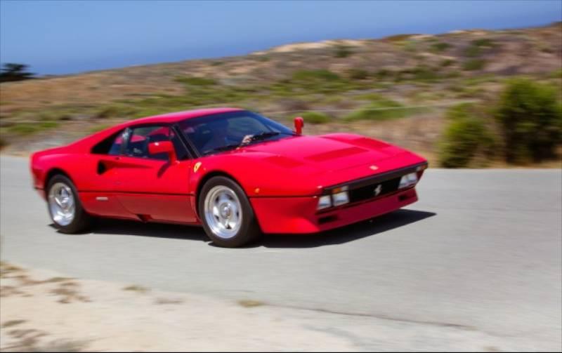 1985 Ferrari 288 GTO Coupe, Body by Scaglietti