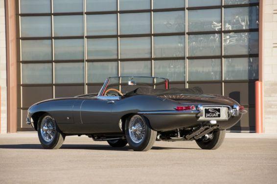 1961 Jaguar E-Type Series 1 OTS