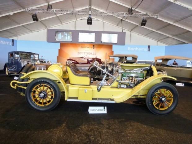 1919 Stutz Series G Bearcat Special