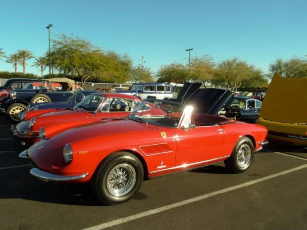 1968 Ferrari 330 GTS Spider