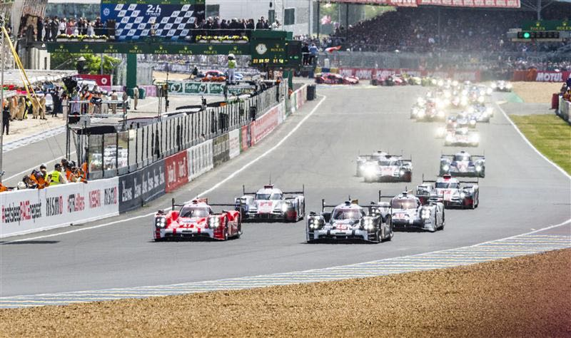 24 Hours of Le Mans 2015