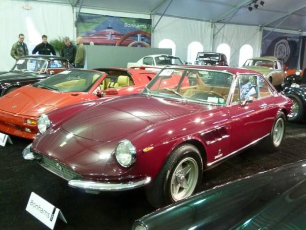 1967 Ferrari 365 GTC Speciale
