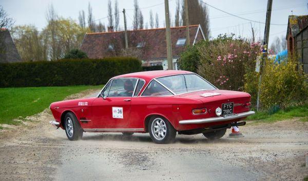 Fiat 2300S