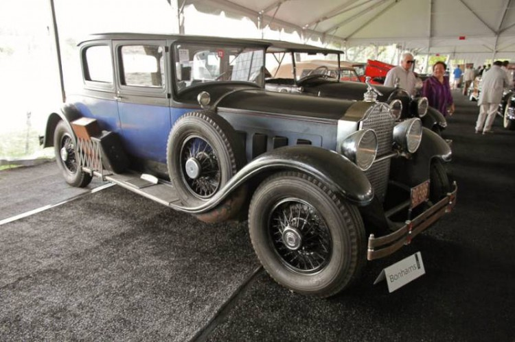 1929 Packard 640 Custom Eight Opera Coupe