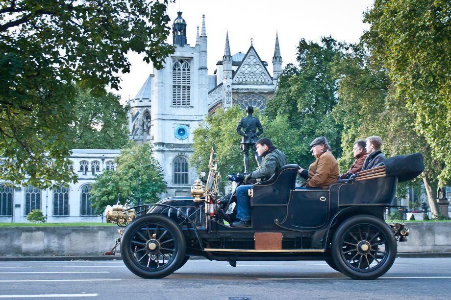 London to Brighton Veteran Car Run 2013 - Photos, Report, Results
