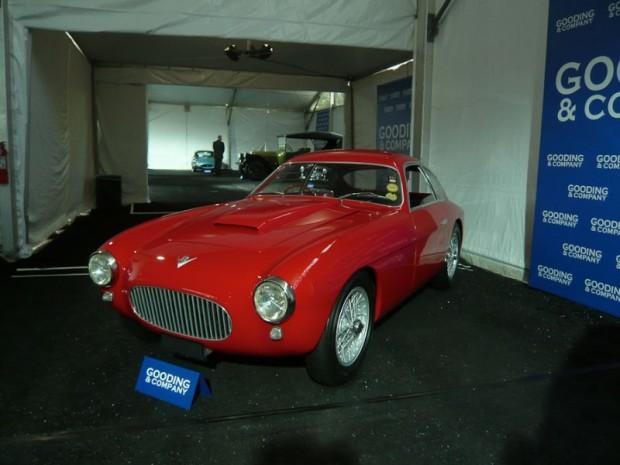 1953 Fiat 8V Zagato Coupe for sale