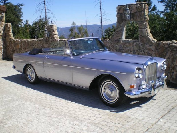 1965 Bentley S3 Convertible Park Ward