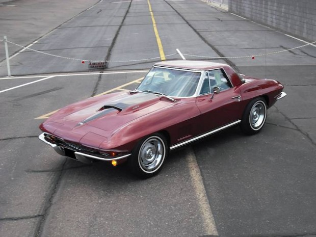1967 Chevrolet Corvette 427/435 'Survivor' Roadster
