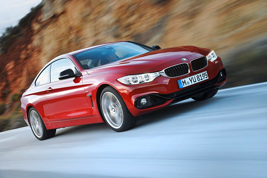 2014 BMW 435i Coupe