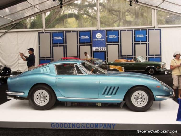 1967 Ferrari 275 GTB/4 Coupe, Body by Scaglietti