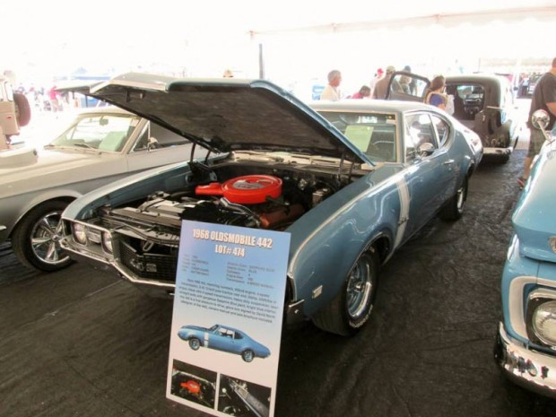 1968 Oldsmobile 4-4-2 2-Dr. Hardtop