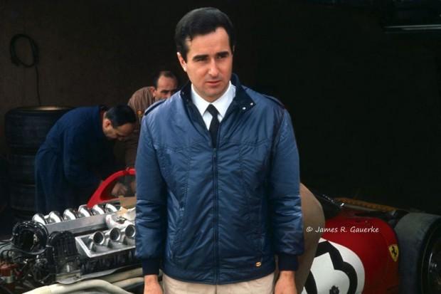 Lorenzo Bandini Ferrary Daytona 1967