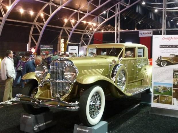 1934 Duesenberg Model J LWB Custom Beverly Sedan, Body by Murphy