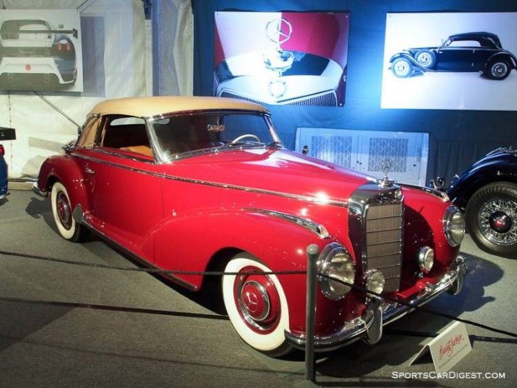 1953 Mercedes-Benz 300S Cabriolet A